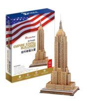 Cubic Fun - Empire State Building 3D Puzzle
