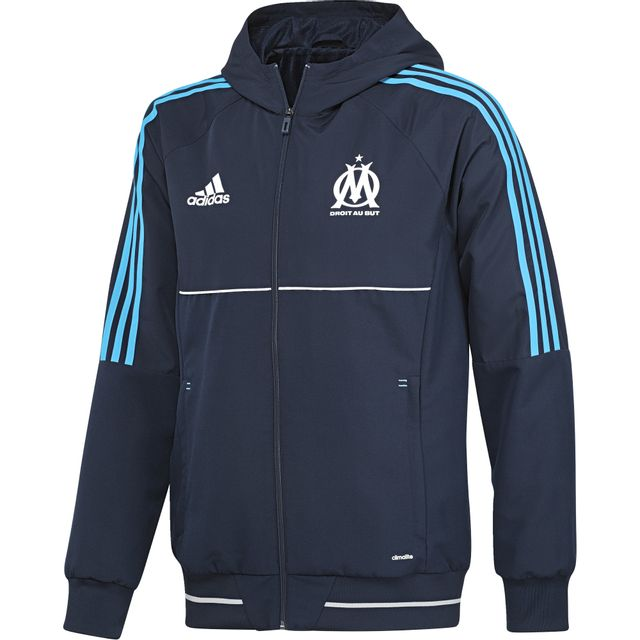 Adidas performance Veste football Om Presentation Jacket