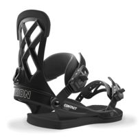 Union - Fixations De Snowboard Homme Contact Pro Black