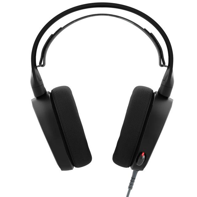 STEELSERIES Arctis 5 - Noir Casque audio de gaming RVB Surround 7.1