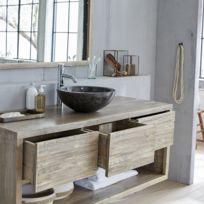 Meuble salle de bain bois - catalogue 2019/2020 ...