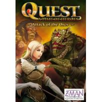 Z-man Games - Quest: Attack Of The Orcs 1
