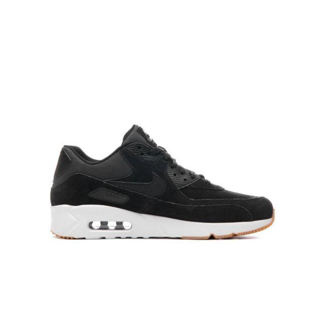 8cec7386e03d8 Nike - Basket Air Max 90 Ultra 2.0 - 924447-003 - pas cher Achat   Vente  Baskets homme - RueDuCommerce