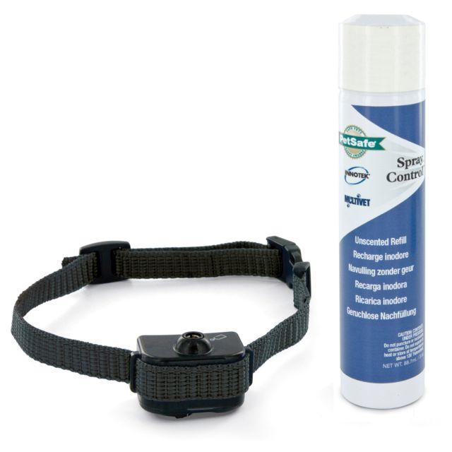 Petsafe Collier anti-aboiement spray petit/moyen chien