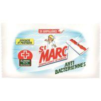 St Marc - Etui de 20 serpillères antibactériens