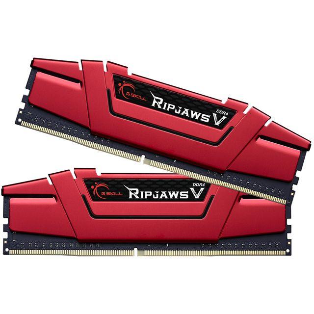 G.SKILL Ripjaws V Series 32 Go 2 x 16 Go DDR4 - 2666 MHz - CAS 15
