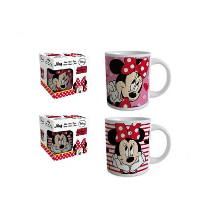 Minnie Lot de 2 Mugs