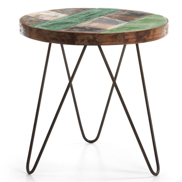 Kavehome Table d'appoint Afton