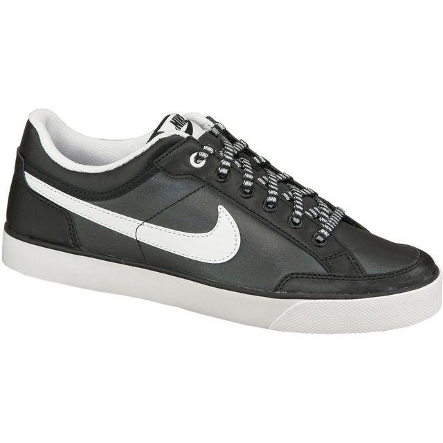 1825822d8faa4 Nike - Capri 3 Ltr Gs 579951-009 Noir - pas cher Achat   Vente Baskets  enfant - RueDuCommerce