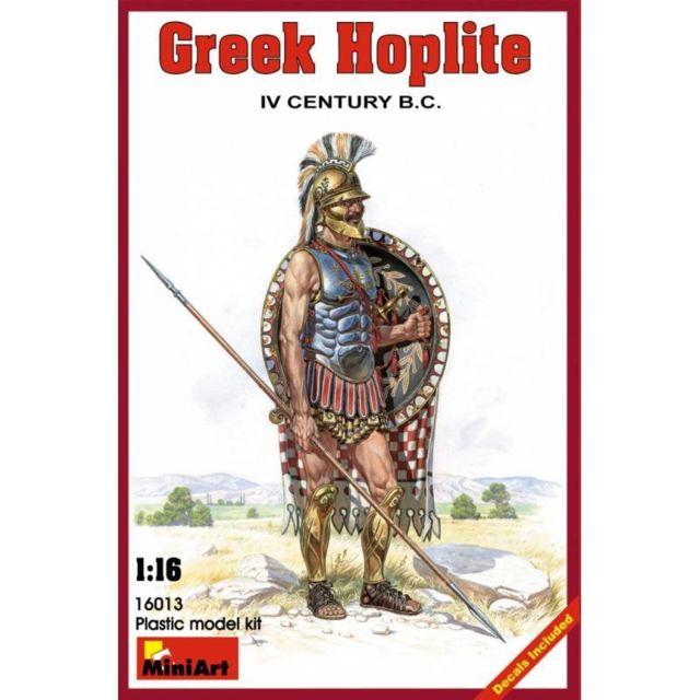 Mini Art Figurine Mignature Greek Hoplite Iv Century B.c