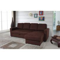 Relaxima - Canapé d angle fixe droit ou gauche Loft