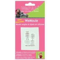 Wepam - Wemoule Pf10ME65 Porcelaine À Modeler Couple De MariÉS