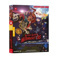 @ANIME - After School Midnighters - Edition Limitée - Combo Combo Blu-ray + Dvd - Édition Limitée, Combo Blu-ray + Dvd - Édition Limitée