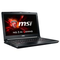 MSI - GS40 6QE-014FR Phantom - Noir