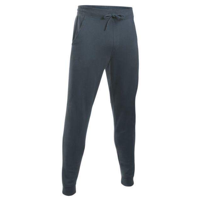 2c3fae7240d Under Armour - Storm Rival Cotton Gris Pantalon Homme Multisports - pas  cher Achat   Vente Pantalons