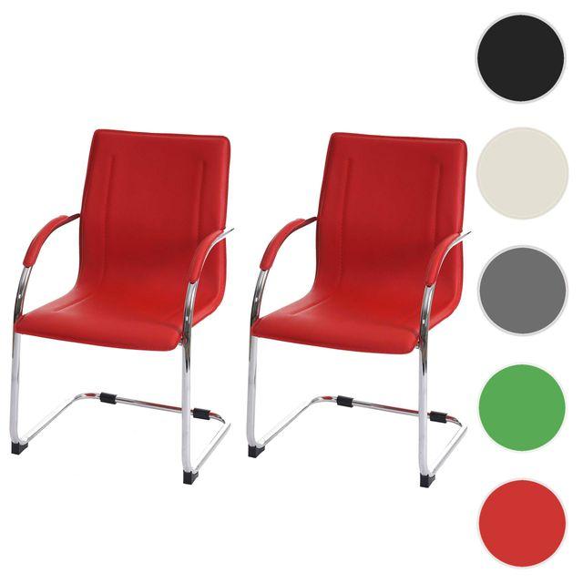 Chaises cantilever Siège visiteur Chaise Conférence Designer