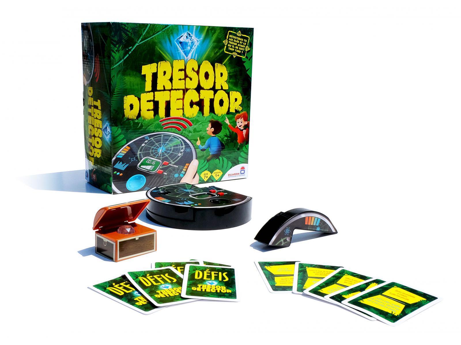 dujardin tresor detector 41270 pas cher achat vente jeux d 39 adresse rueducommerce. Black Bedroom Furniture Sets. Home Design Ideas
