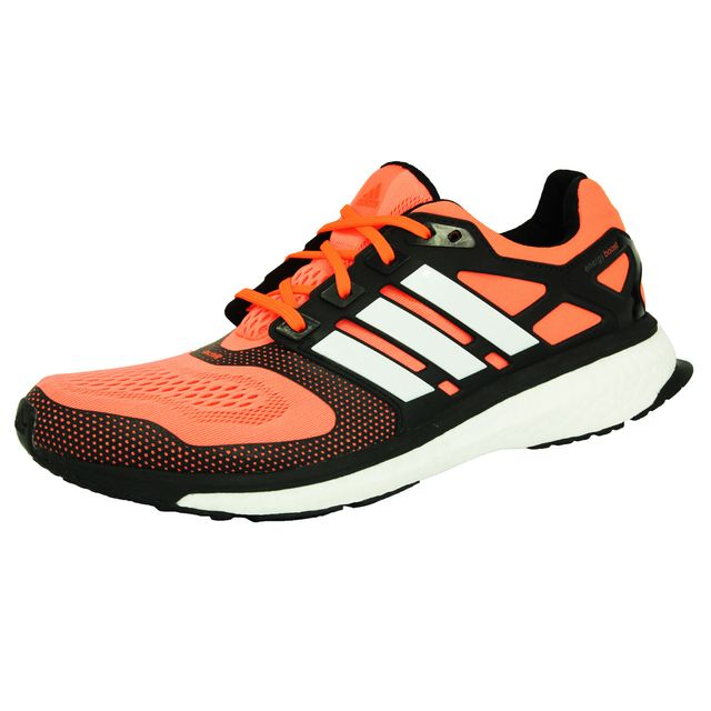 the best attitude e5cd0 ff117 Adidas - Adidas Energy Boost 2 Esm M Chaussures de Course Running Homme  Rouge Torsion System