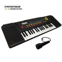 Ws - Synthetiseur electrique clavier piano 37 touches