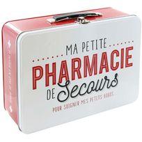 """THE CONCEPT FACTORY - Boîte """"Ma petite pharmacie de secours"""