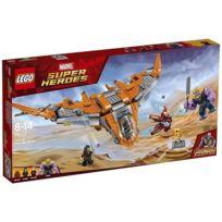 Lego - Marvel Super Heroes - Le combat ultime de Thanos - 76107