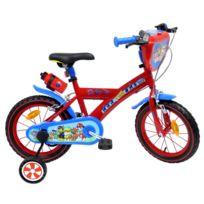 """Denver - Vélo 14"""" Licence """"Pat Patrouille"""" pour enfant de 4 à 6 ans avec stabilisateurs à molettes"""