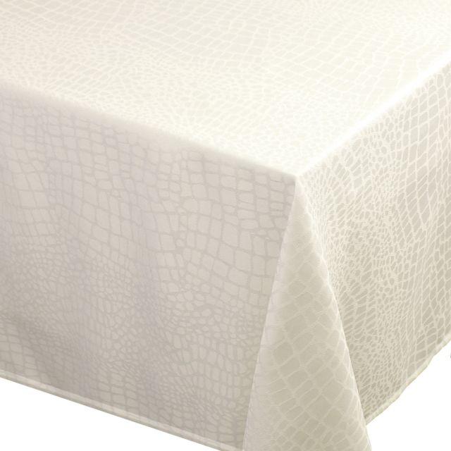 linnea nappe carr e 150x150 cm jacquard 100 polyester. Black Bedroom Furniture Sets. Home Design Ideas