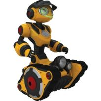 Wow Wee - Wowwee - 8406 - Radio CommandÉ - Robot IntÉRACTIF Et Programmable - Mini Roborover
