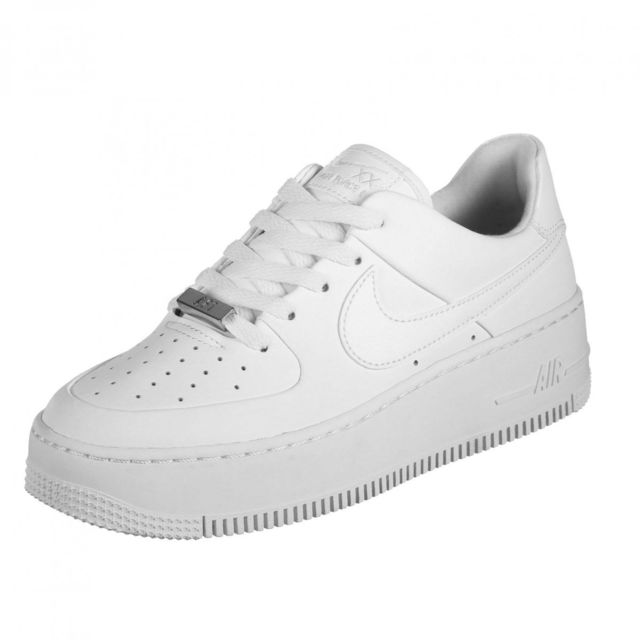 Nike Basket mode Air Force 1 Sage Low Ar5339100 Blanc