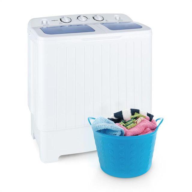 ONECONCEPT Ecowash XL Machine à laver 4,2 kg Essoreuse 3 kg