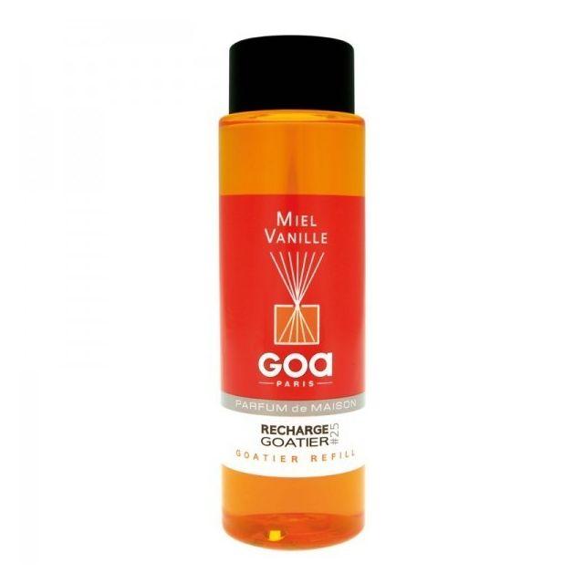 GOA Recharge miel vanille
