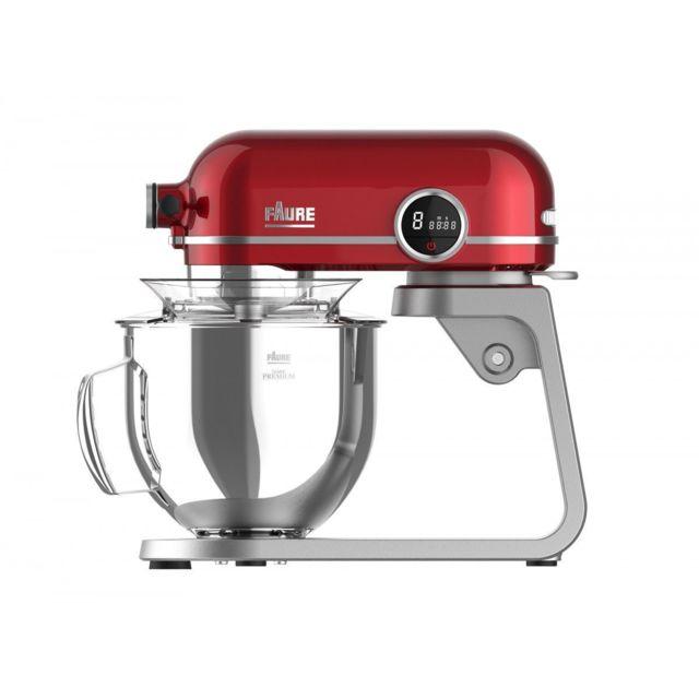 FAURE Robot de cuisine Magic Baker Premium FKM-804MP1