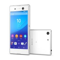 Sony - Xperia M5 blanc débloqué