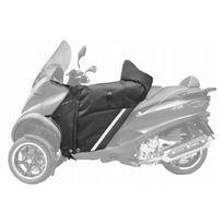 Bagster - tablier protection hiver été étanche Winzip pour Piaggio 125 300 400 500 Mp3 2014 2016 - 7701ZIP