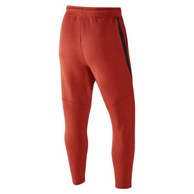 Nike Pantalon de survêtement Tech Fleece Cropped 727355