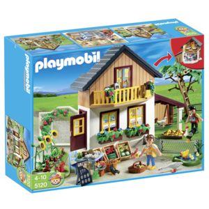 Playmobil - Maison Des Fermiers