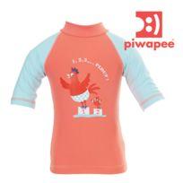 PIWAPEE - Tee-shirt anti-uv cocotte 24-36 mois