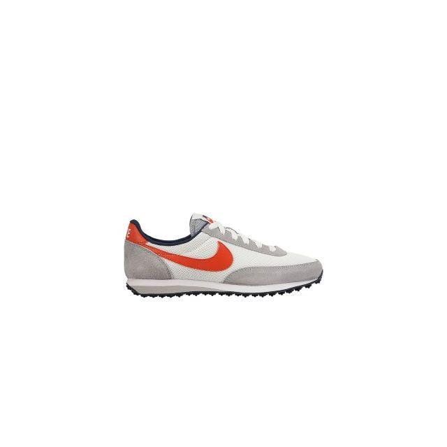 hot sale online b66e0 ea889 Nike - Basket Elite GS, Gris 418720-103-39.5 - pas cher Achat   Vente  Baskets enfant - RueDuCommerce