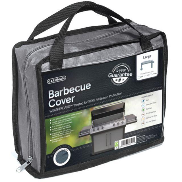 GARDMAN Housse Barbecue XL