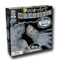 Creative Toys - CrÉATIVE Toys - Ct5510 - Kit De Loisir CrÉATIF - DÉCO-ART Bracelets