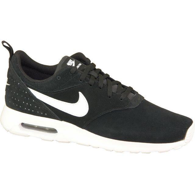 purchase cheap 11105 56ced Nike - Air Max Tavas Ltr 802611-001 Blanc - pas cher Achat / Vente Baskets  homme - RueDuCommerce