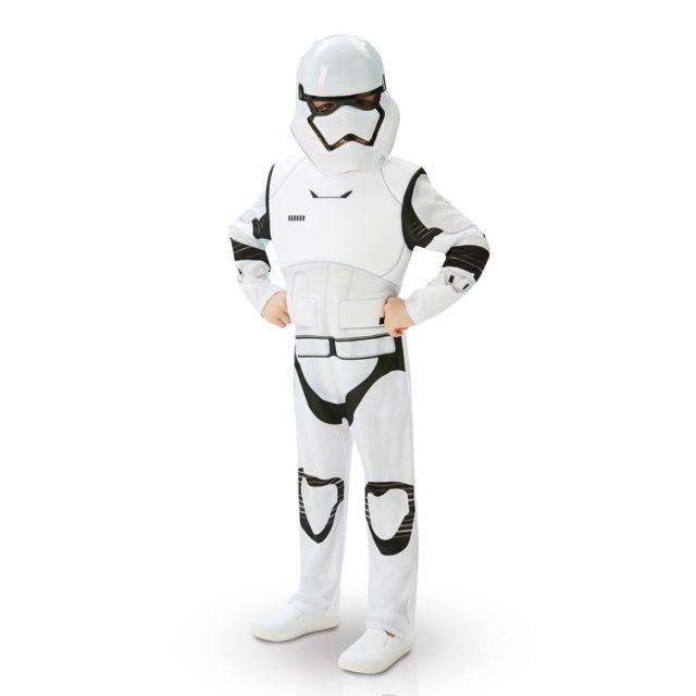 Star Wars Déguisement de Luxe StormTrooper pour enfant - Episode Vii