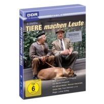 Icestorm Entertainment GmbH - Tiere Machen Leute DDR Tv-archiv, IMPORT Allemand, IMPORT Coffret De 3 Dvd - Edition simple