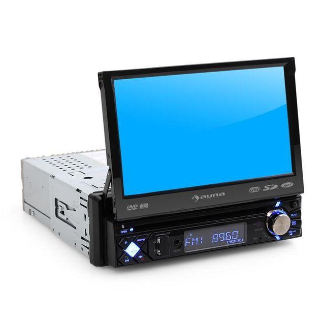 AUNA MVD-200 Autoradio Écran 7