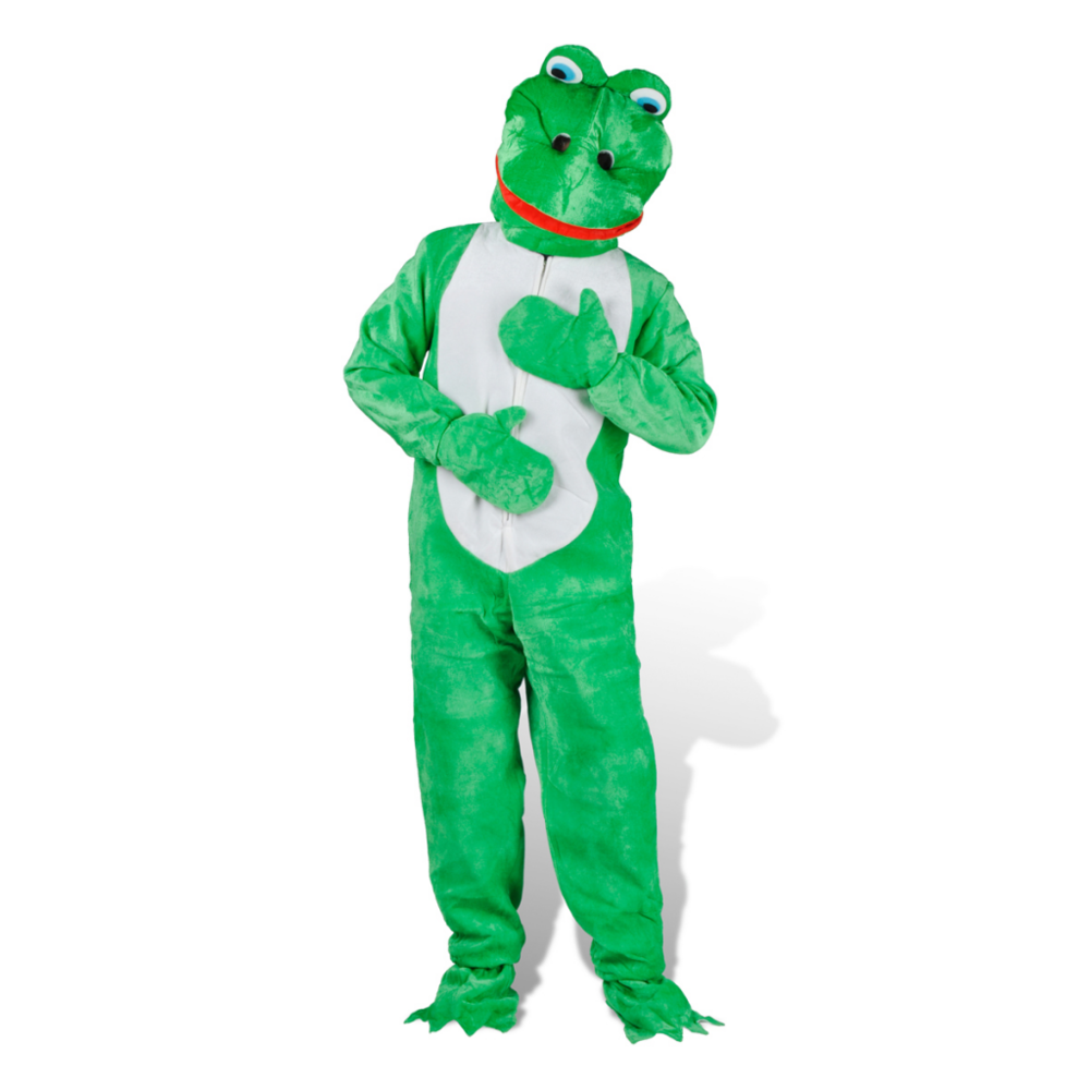 Rocambolesk Superbe Costume de carnaval mascotte de grenouille Xl-xxl Neuf