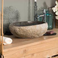 Vasque en pierre pour jardin - catalogue 2019 - [RueDuCommerce ...