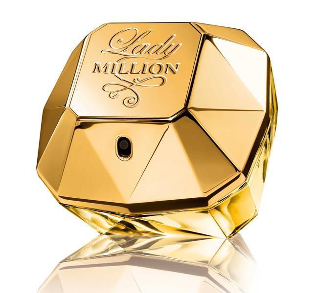 Lady Million 80Ml Edp Vapo