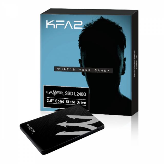 KFA2 - SSD Gamer L 240 Go TLC - PHISON S11