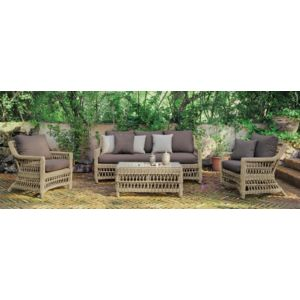hevea salon jardin r sine osier naturel medula pas. Black Bedroom Furniture Sets. Home Design Ideas