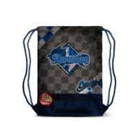 Karactermania Harry Potter Quidditch Ravenclaw-Storm Drawstring Bag Sac /à Cordon Blue Bleu 47 cm